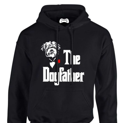 AFFENPINSCHER THE DOGFATHER HOODIE