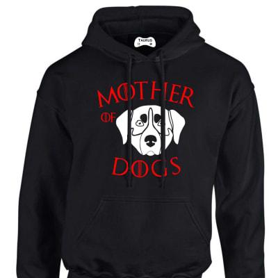 APPENZELLER Sennenhund MOTHER OF DOGS HOODIE