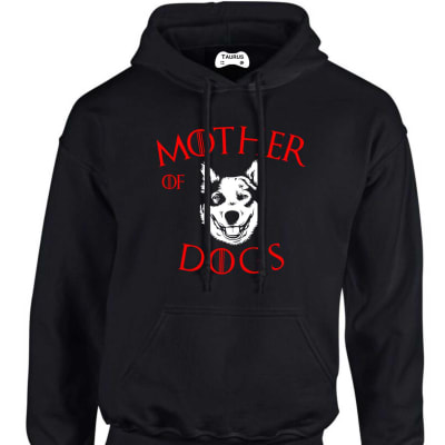 AUSTRALIAN CATTLE DOG MOTHER OF DOGS HOODIE