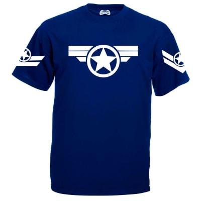 Captain American T-Shirt