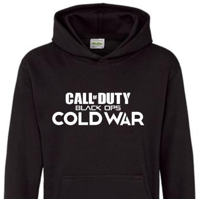Call of Duty Black Ops Cold War Hoodie