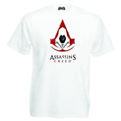 assassins creed logo tshirt