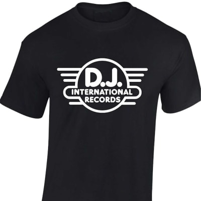 DJ International Records T Shirt - Chicago House