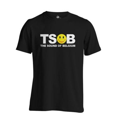 Sound of Belgium T Shirt Techno Hardcore Rave Gabba