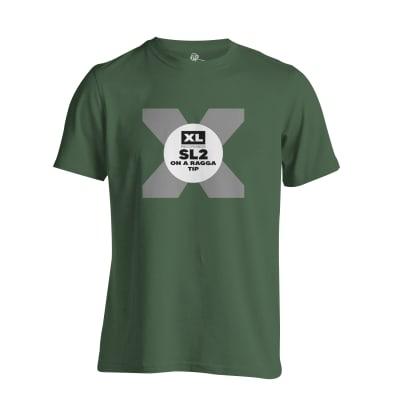 SL2 On a Ragga Tip Breakbeat Hardcore T Shirt