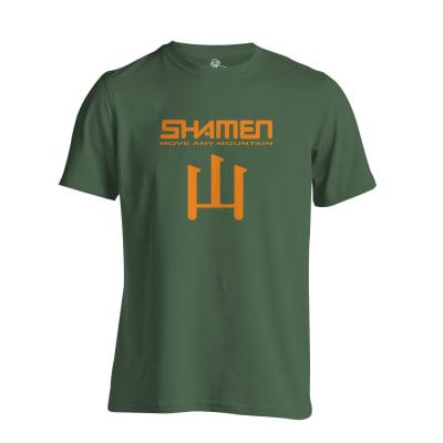 Shamen Move Any Mountain T Shirt