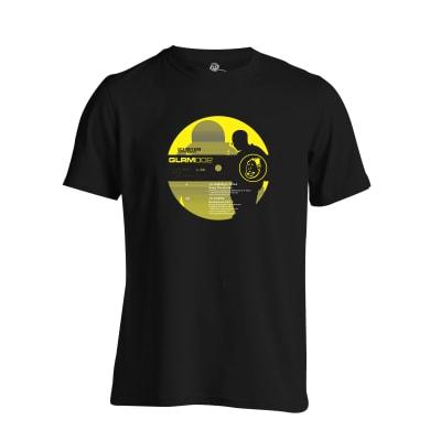 LTJ Bukem T Shirt Bang the Drums Good Looking Records