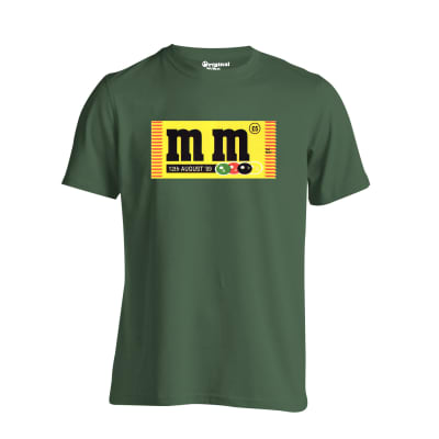 MM 1989 Town and Country Club London Flyer T Shirt