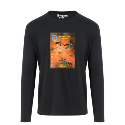 Pulse 1990 Birmingham Flyer T Shirt