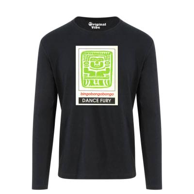 Bingobangobongo II Dance Fury Flyer T Shirt