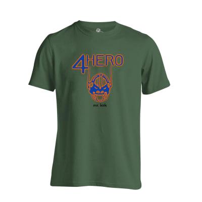 4 Hero T Shirt
