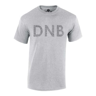 D n B Drum and Bass T Shirt