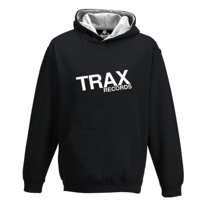 Trax Records Chicago Classic House Hoodie