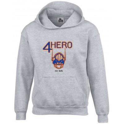 4 Hero Hoodie