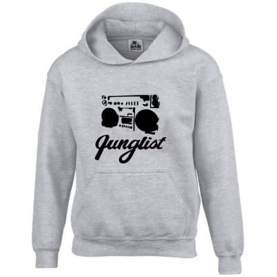 Junglist Hoodie
