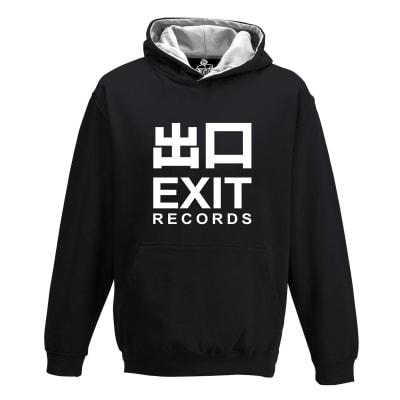 Exit Records Hoodie