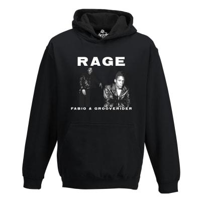 Fabio and Grooverider Rage Hoodie