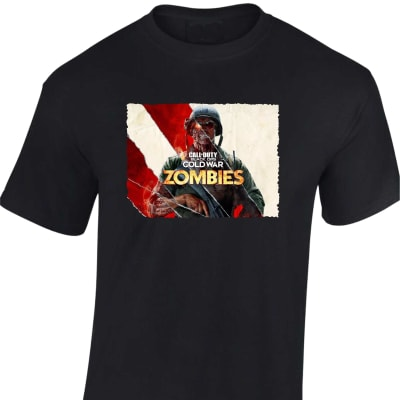 Call of Duty Warzone Zombies T-shirt
