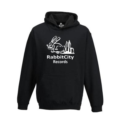 Rabbit City Records Hoodie