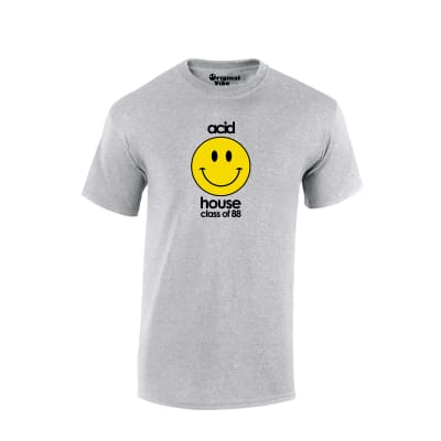 Acid House Class Of 88 T Shirt