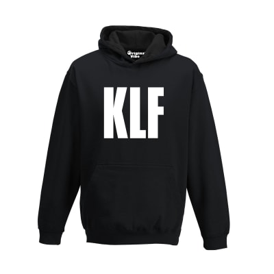 KLF The JAMS Hoodie Drummond and Cauty