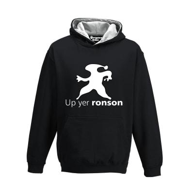 Up Yer Ronson Hoodie