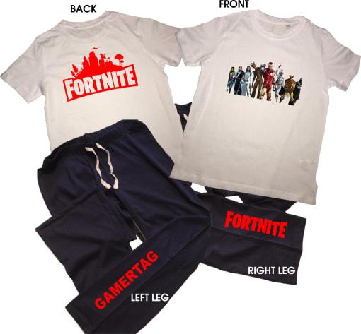 Fortnite Pyjamas - Marvel Avengers