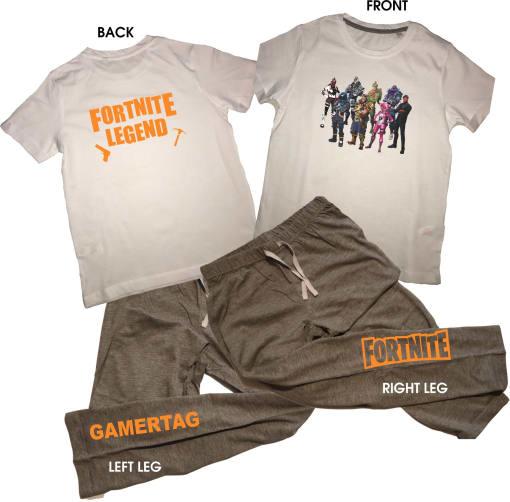 Fortnite Pyjamas - Heroes