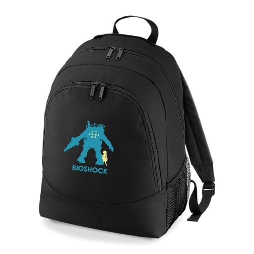 Bioshock Big Daddy Rucksack bag