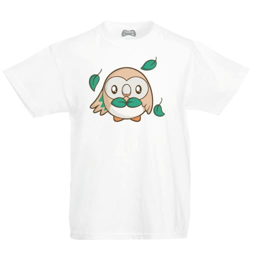 Pokemon Kids T-Shirt Rowlet