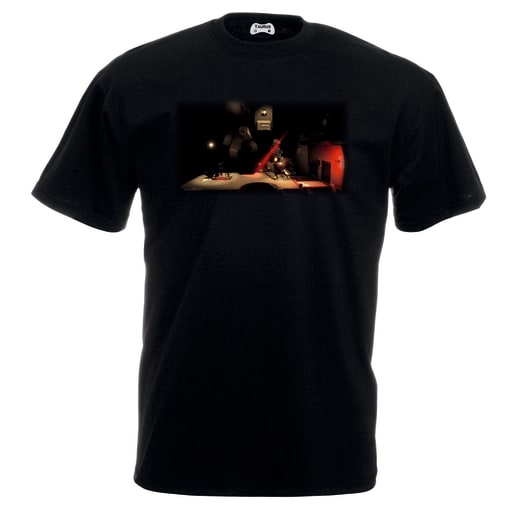 Black The Fall T-Shirt Indie