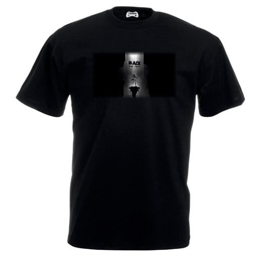 Black The Fall T-Shirt Leap