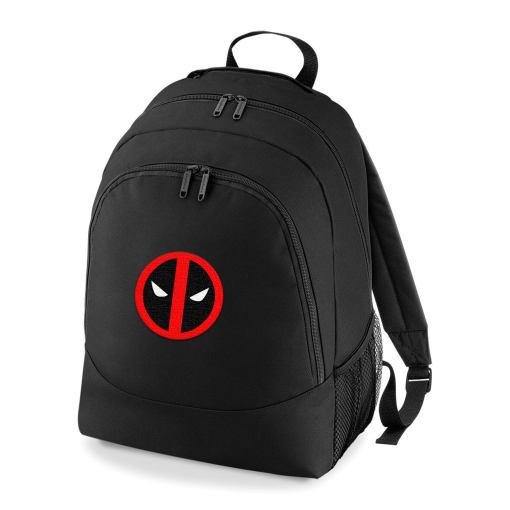 Mr Deadpool Geek Rucksack Bag