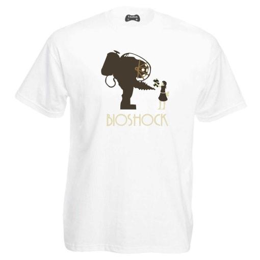 Bioshock T-Shirt Elizabeth Teddy