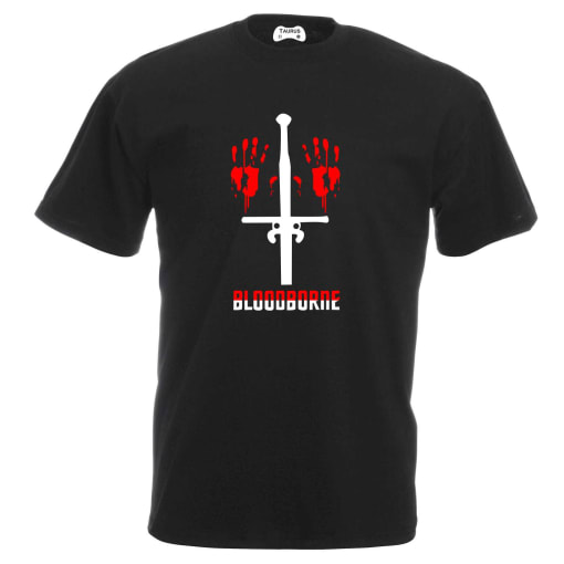 Bloodbourne T-Shirt Symbol