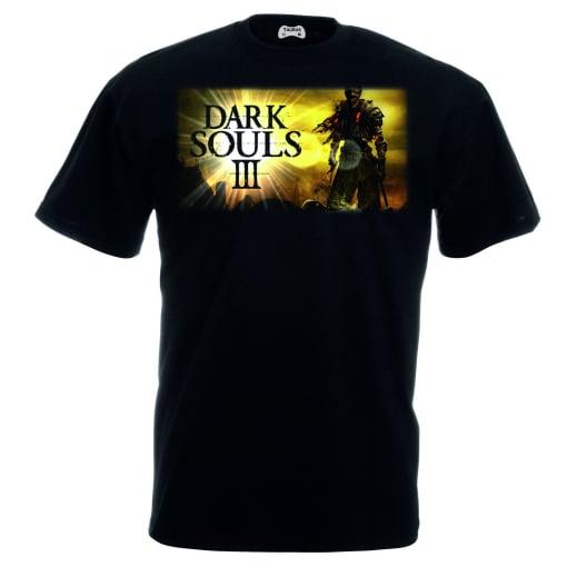 Dark Souls 3 T-Shirt Electric