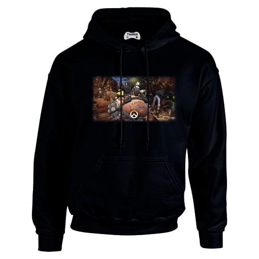Overwatch Roafhog hoodie