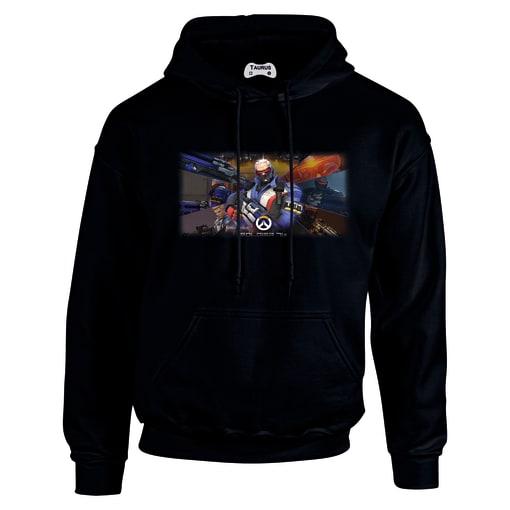 Overwatch soldier 76 hoodie