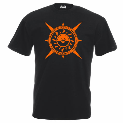 Pokemon T-Shirt Sun