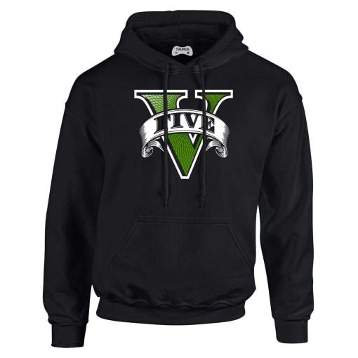 Grand Theft Auto Hoodie Emblem