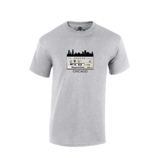 Chicago House Roland 303 T Shirt