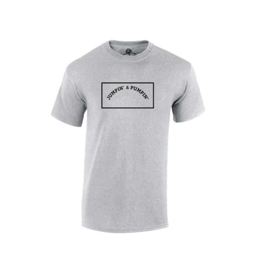 Jumpin & Pumpin Records T Shirt