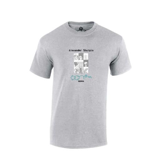 Alexander Shulgin MDMA T-Shirt