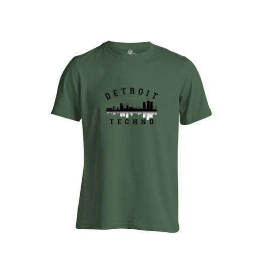 Detroit Techno T Shirt