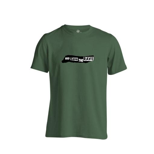 God Save the Rave T Shirt