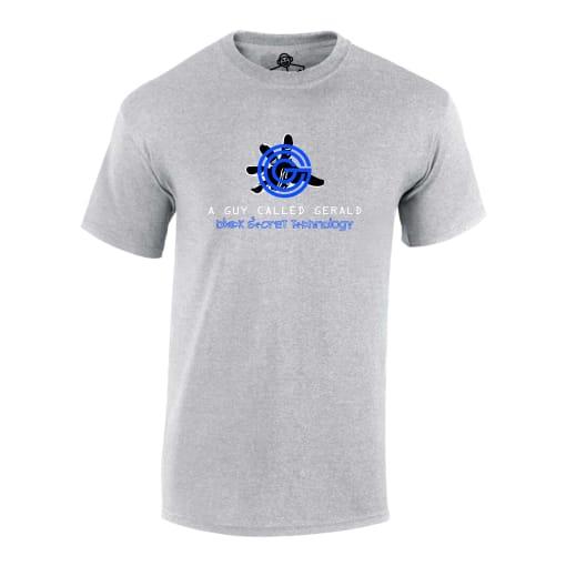 A Guy Called Gerald T Shirt Black Secret Technology