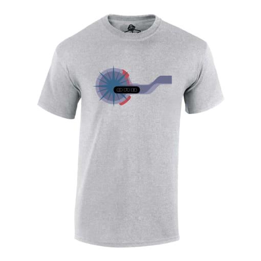 The Orb Adventures Beyond the Ultraworld Album T Shirt