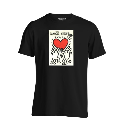 Dance Party Fantazia Down by the Riverside Flyer T Shirt