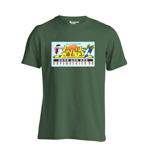 Sunrise 1989 Flyer T Shirt