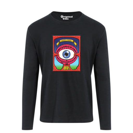 Future Flyer 1987 Long Sleeve T Shirt